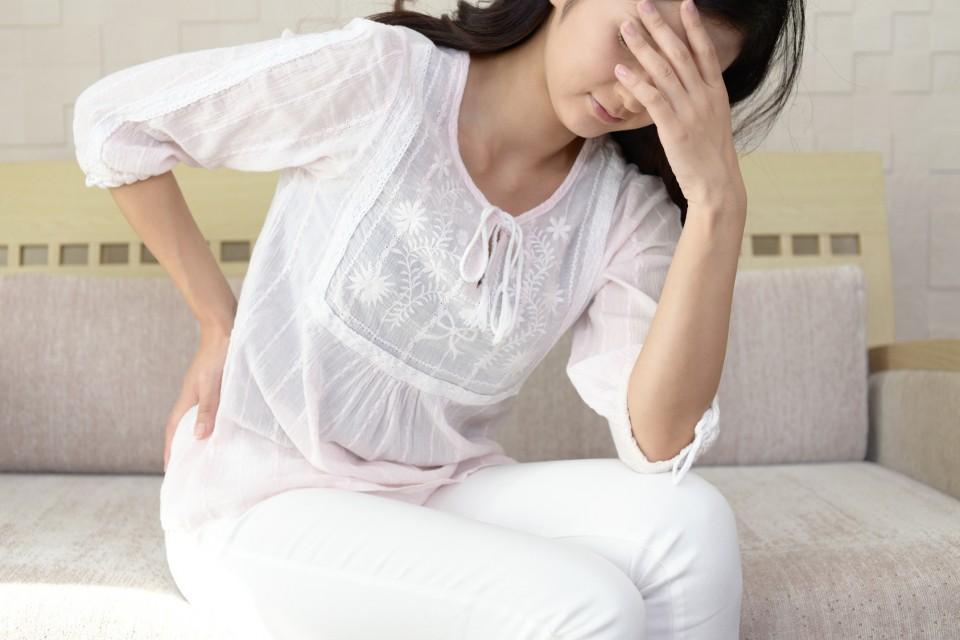 産後の症状